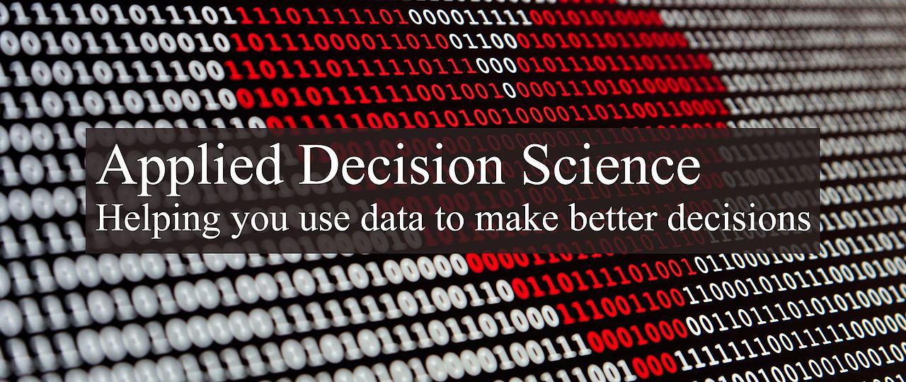 Applied Decision Science